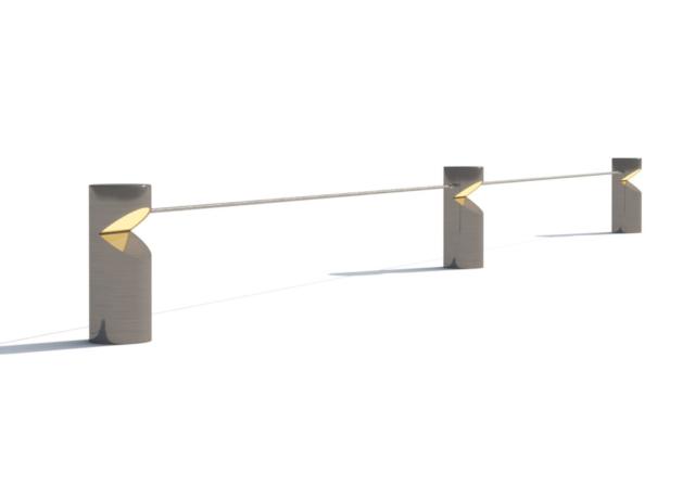 Светильник Works small