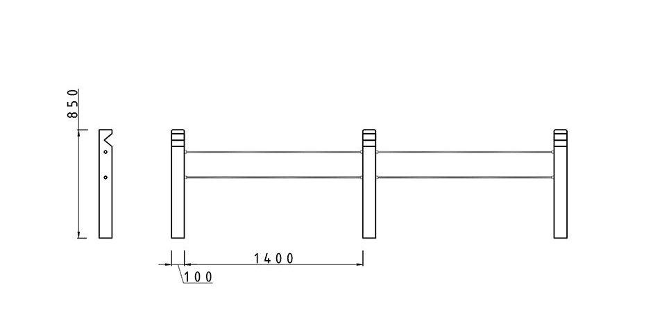 Чертёж Светильник Factory simple